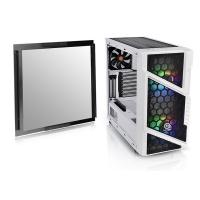 Thermaltake Commander C31 ARGB Tempered Glass Mid Tower ATX Case - Snow Edition