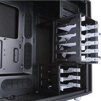 Fractal Design Define R5 Mid Tower ATX Case - Black Pearl