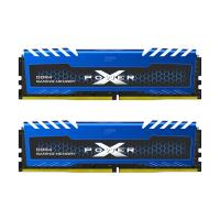 Silicon Power 16GB (2x8GB) DDR4 3200MHz CL16 Turbine Gaming Desktop Memory RAM