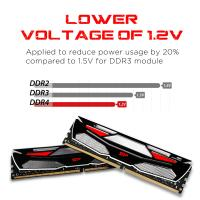 Silicon Power 32GB (2x16GB) DDR4 2400MHz SP032GBLFU240BD2AP (Heatsink)