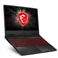 MSI GL65 15.6in FHD 144Hz i7-9750H RTX 2070 512GB SSD Gaming Laptop (9SFK-411AU)