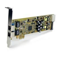 Startech 2 Port Gigabit Ethernet PoE/PSE PCIe Network Card Adaptor