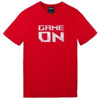 Asus ROG Game On T-Shirt Red - Small