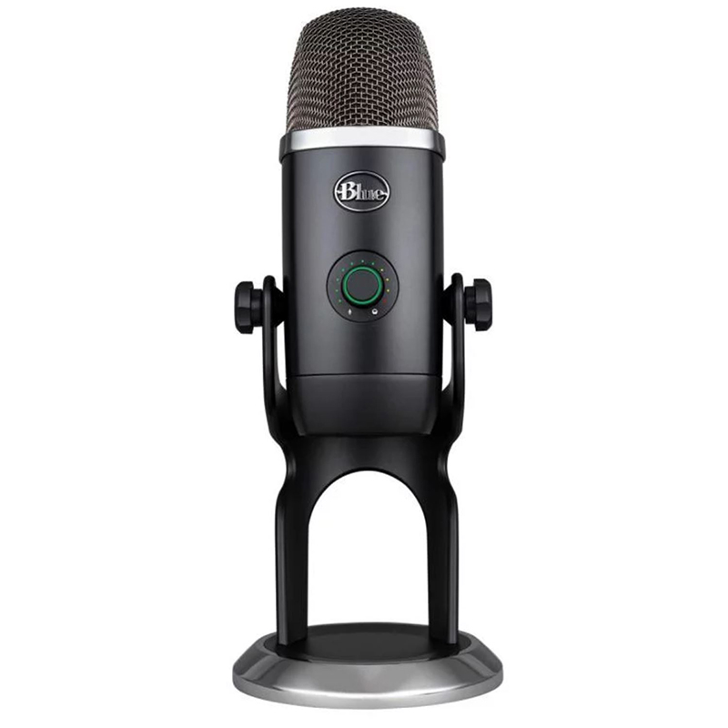 Blue Microphones Yeti X Professional Streaming USB Microphone
