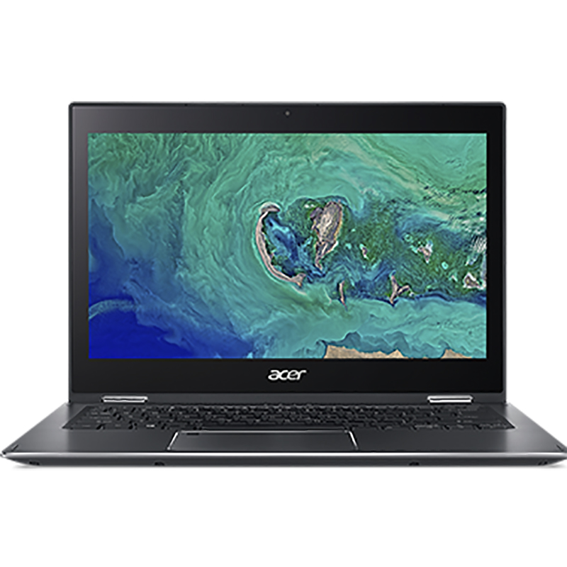 Acer 2 in 1 Convertible SPIN 5 I5-8250U13.3 FHD IPS Touch Flip 256GB SSD 16GB RAm W10P