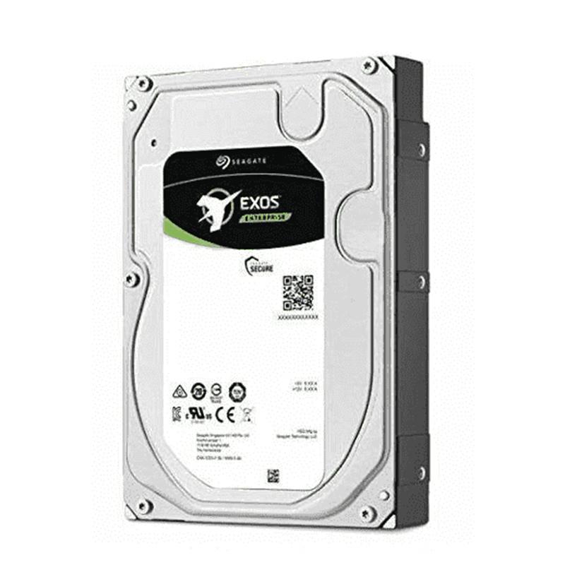 Seagate 4TB Exos 7E8 Enterprise 3.5in SAS 7200RPM Hard Drive (ST4000NM005A)
