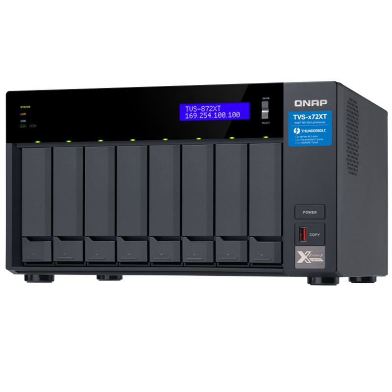 QNAP TVS-872XT 8 Bay i5 Six Core 16GB NAS