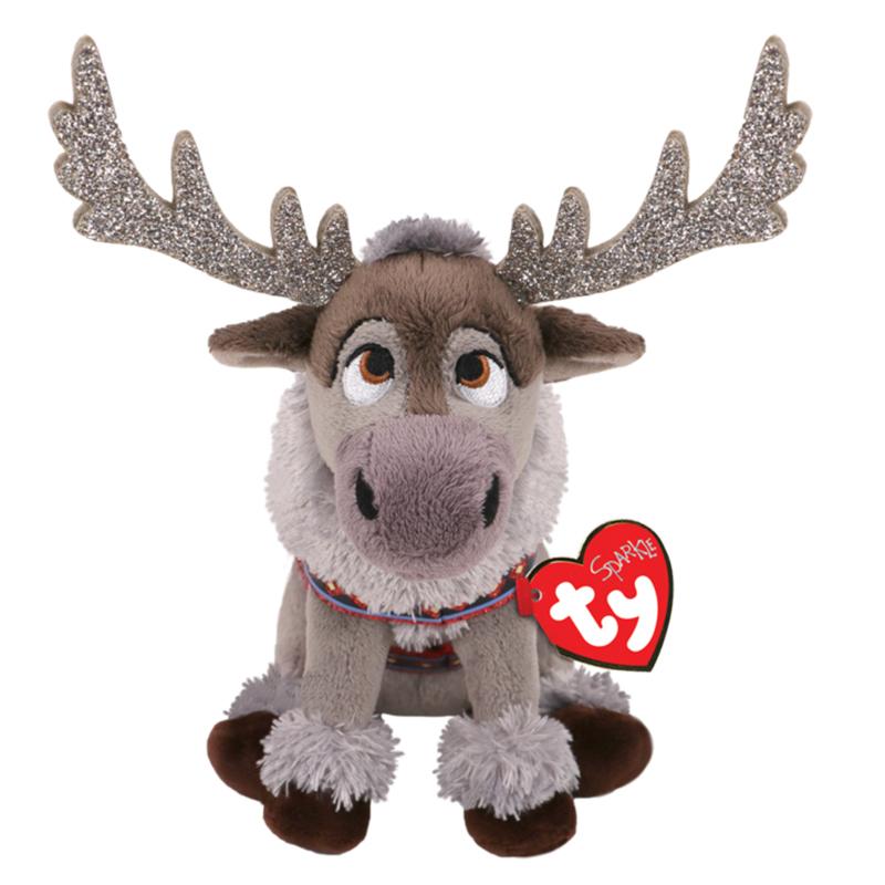 TY Beanie Boos Frozen 2 Sven Reindeer (Regular)