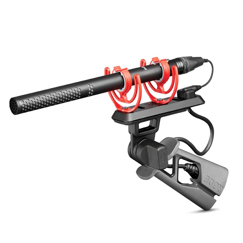 Rode NTG5 Broadcast Shotgun Microphone Kit