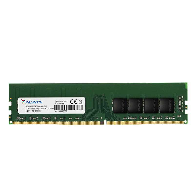 ADATA 16GB (1x16GB) AD4U2666716G19-RGN Premier 2666Mhz DDR4 RAM