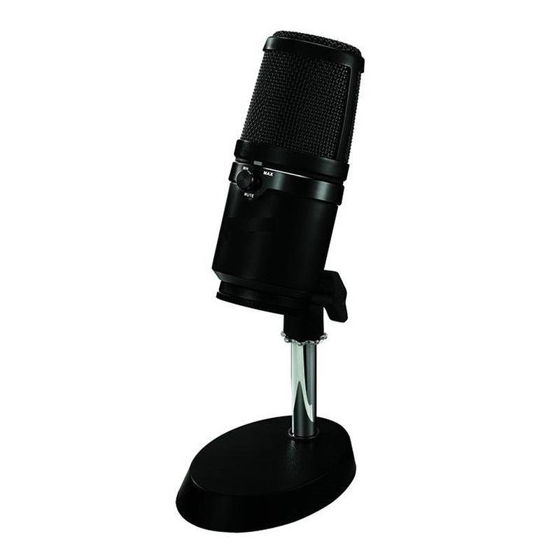 Infinity MIC-358U USB Microphone - Black