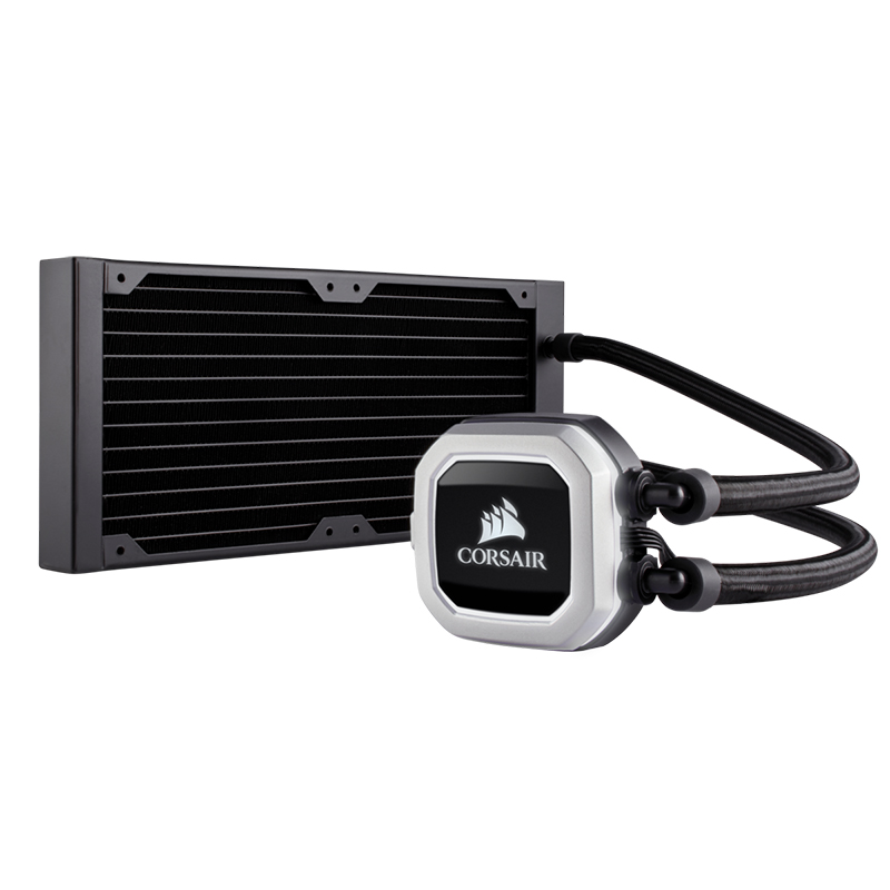 Corsair Hydro Series H100i PRO RGB Liquid CPU Cooler