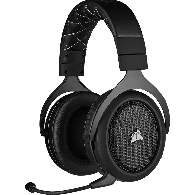 Corsair HS70 PRO Gaming Headset - Carbon
