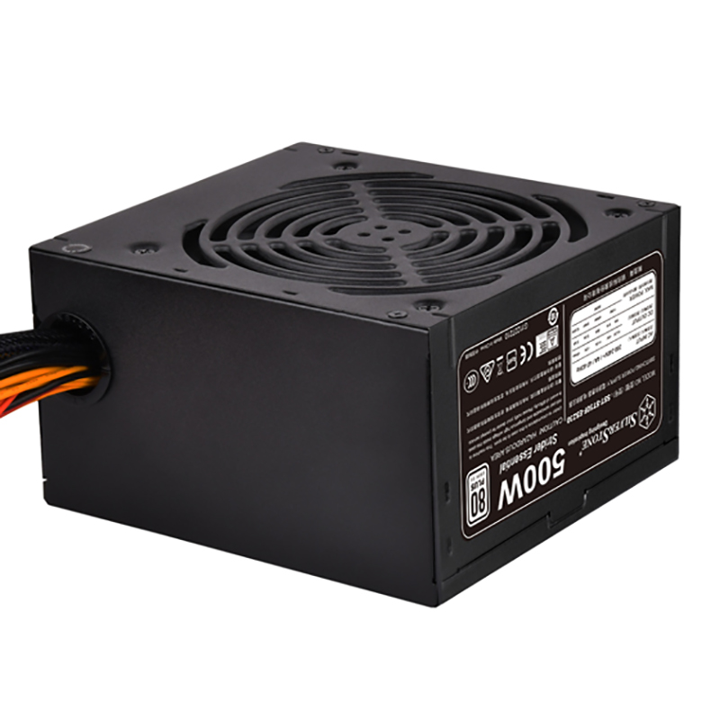 SilverStone 500w Strider Essential 80+ Power Supply (ST50F-ES230 V2)