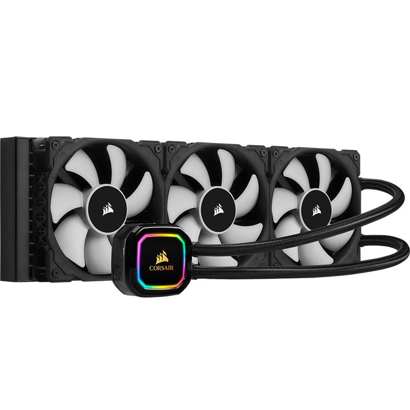 Corsair H150i RGB Pro XT Liquid CPU Cooler