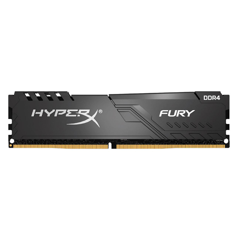 Kingston 16GB 2666MHz DDR4(Kit of 2) HyperX FURY Black