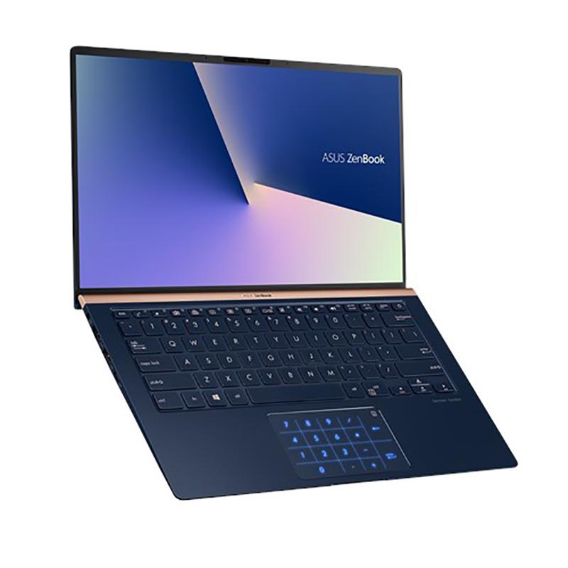 Asus Zenbook 14in FHD i7-10510U 16G 512 SSD W10P Laptop (UX433FAC-AI258R)