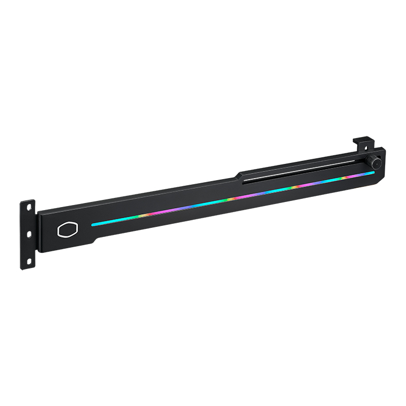 Cooler Master ELV8 GPU Brace with RGB Lighting