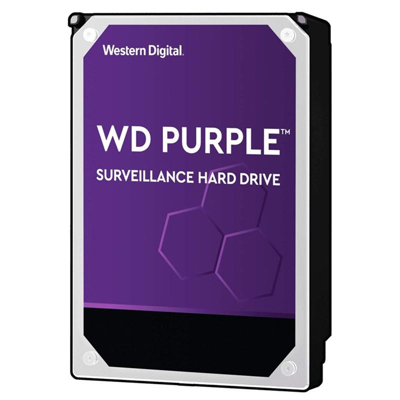 Western Digital 14TB Purple 3.5in SATA Hard Drive (WD140PURZ)