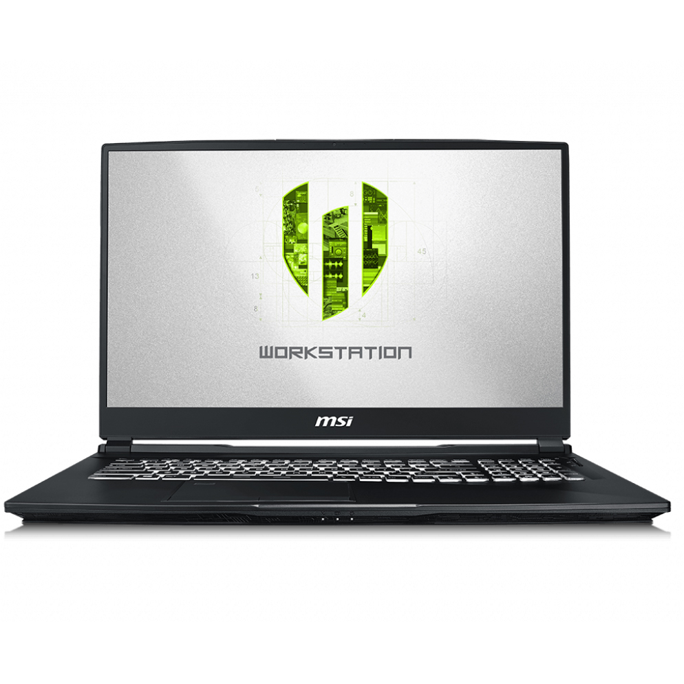 MSI WE75 17.3in FHD i7 9750H Quadro RTX 3000 2x16GB 512GB SSD + 1TB HDD 32GB RAM Workstation Laptop (WE75 9TK-805AUv2)