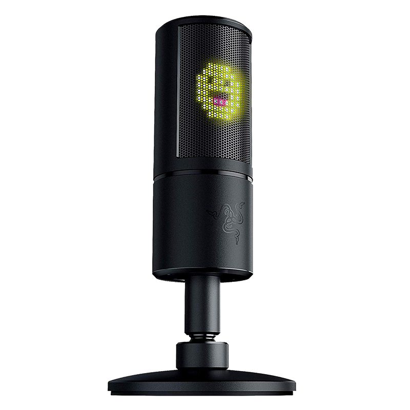 Razer Seiren Emote USB Microphone with Emoticons