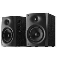 Swan D1080-IVB Compact Bluetooth Bookshelf 2.0 Speakers