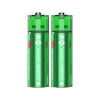 HUAHUI AA USB Rechargeable 1000mAh Lithium Battery - 2 Pack