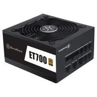 SilverStone 700w 80+ Gold Power Supply (SST-ET700-MG)