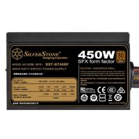 SilverStone 450w 80+ Bronze Power Supply (SST-ST45SF V3.0)