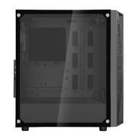 SilverStone Fara B1 RGB Tempered Glass Mid Tower ATX Case