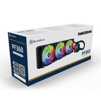 SilverStone Permafrost 360 ARGB AIO Liquid CPU Cooler