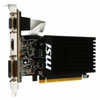 MSI GeForce GT 710 1G DDR3 Low Profile Graphics Card