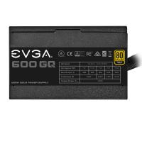 EVGA 600w GQ 80+ Gold Power Supply (21E-GQ-600W)