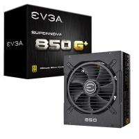EVGA 850w SuperNova G+ 80+ Gold Power Supply (21E-SNGP-850W)