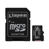 Kingston Canvas Select 128GB C10 100MB/s MicroSDXC Card