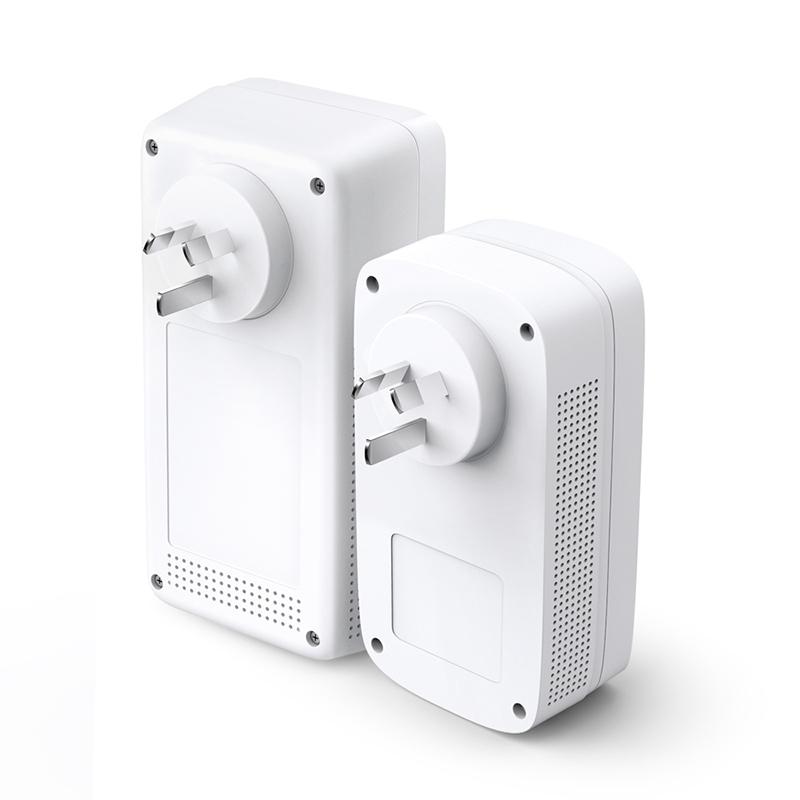 TP-Link TL-WPA8630P KIT AV1300 Wi-Fi Passthrough Range Extender Powerline