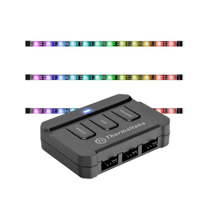 Thermaltake Lumi 256c Magnetic RGB LED Strip Control Pack