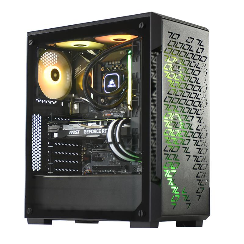 Umart Kamino Intel i7 9700KF RTX 2070 Super Gaming PC