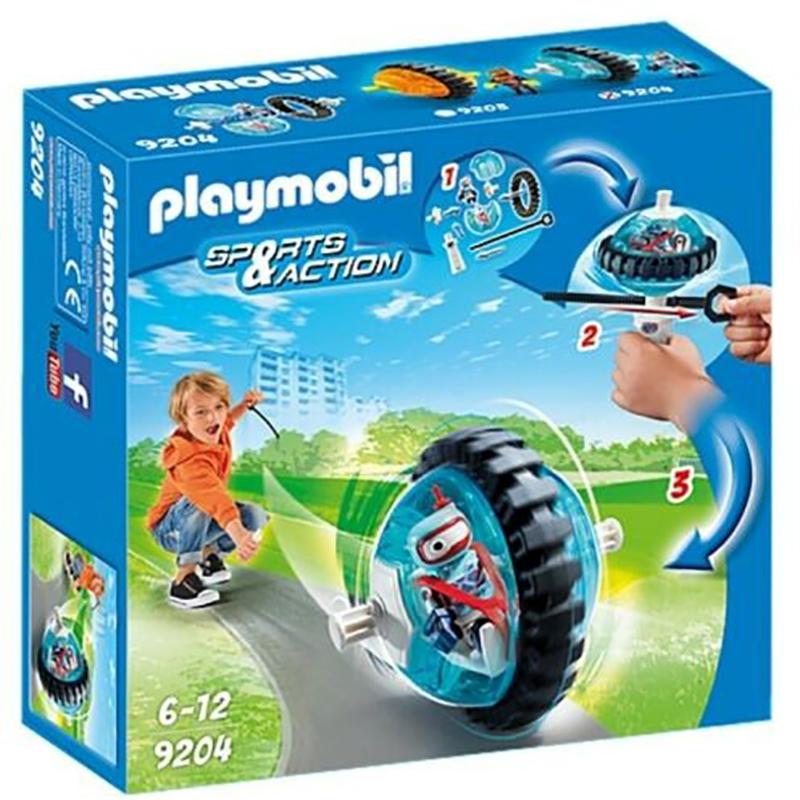 Playmobil Roller Racer - Blue