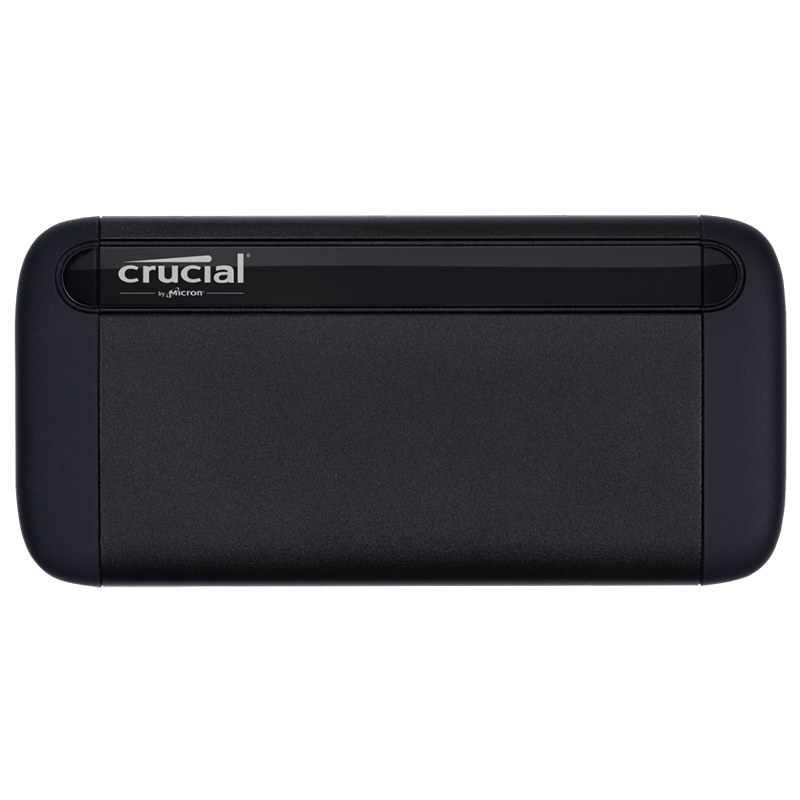 Crucial X8 500GB External Portable SSD