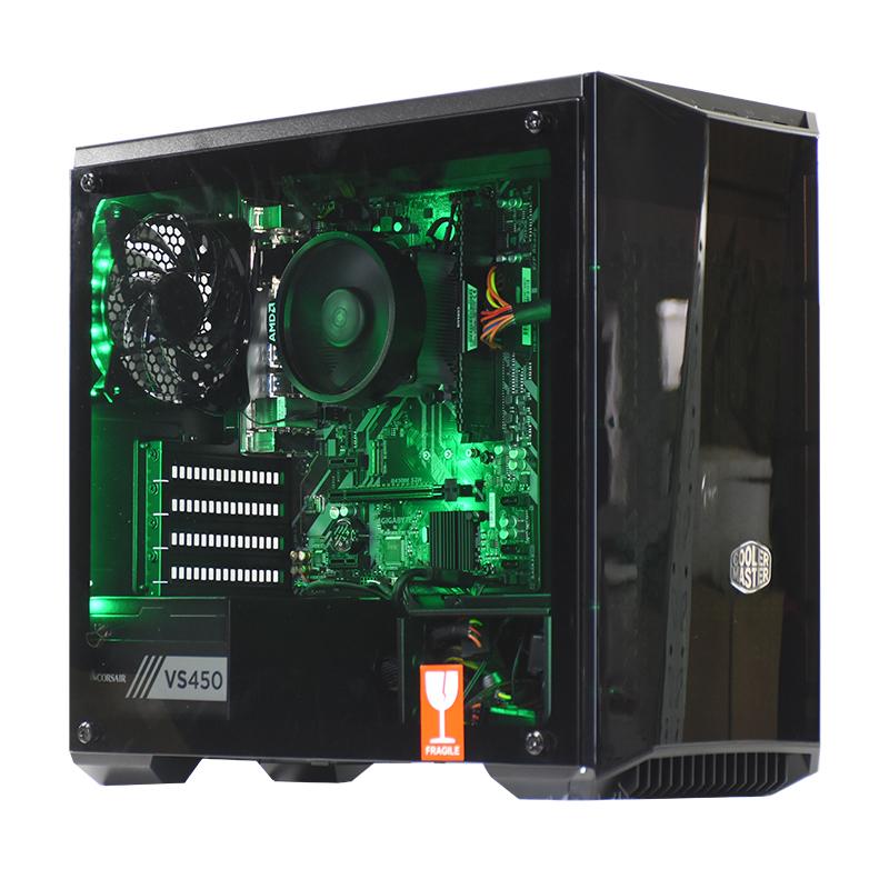Umart Crait V2 AMD Ryzen 5 3400G eSports Gaming PC