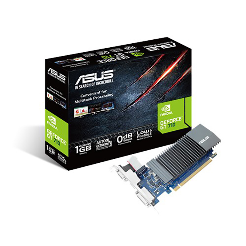 Asus Geforce GT 710 1G Graphics Card