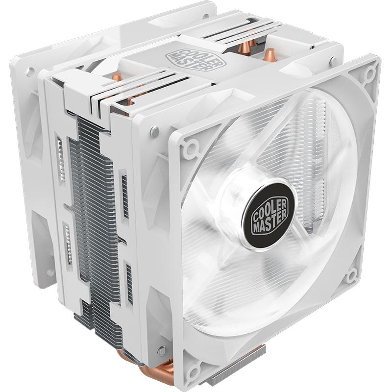 Cooler Master Hyper 212 LED Turbo CPU Cooler - White