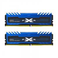 Silicon Power 16GB (2x8GB) DDR4 3200MHz CL16 Turbine Gaming Desktop Memory RAM