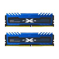 Silicon Power 32GB (2x16GB) DDR4 3200MHz CL16 Turbine Gaming Desktop Memory RAM