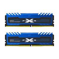 Silicon Power 32GB (2x16GB) DDR4 3200MHz CL16 Turbine Gaming Desktop Memory RAM