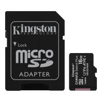 Kingston Canvas Select 16GB C10 100MB/s MicroSDXC Card
