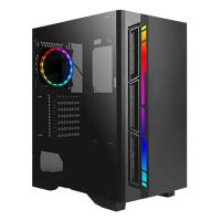 Antec NX400 ARGB Tempered Glass Mid Tower ATX Case