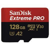 Sandisk Extreme Pro 128GB C10 170MB/s MicroSDXC Card