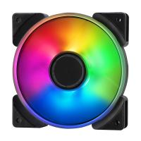 Fractal Design Prisma AL-12 RGB PWM Fan Black